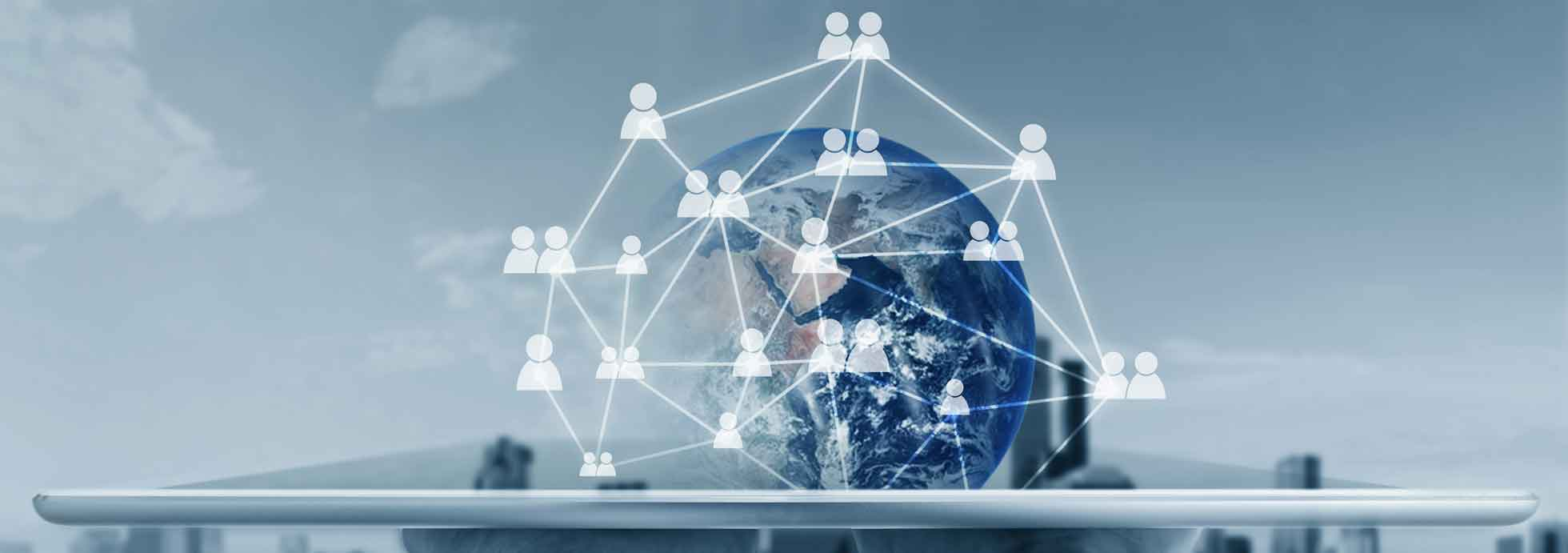International connection image